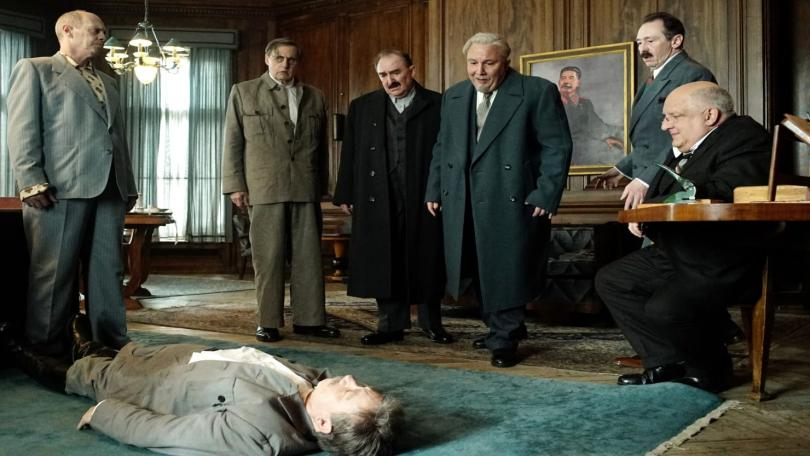 Excellent Choice za Putindan: Scena iz filma 'Death Of Stalin'