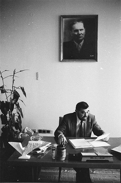 Tito sve vidi: Stipe Mesić u SFRJ kabinetu 1990. godine