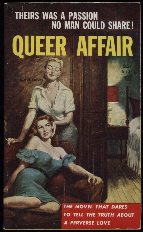 Knjige o lezbijskom seksu