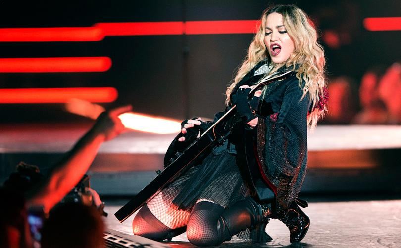 Live in Canada: Madonna