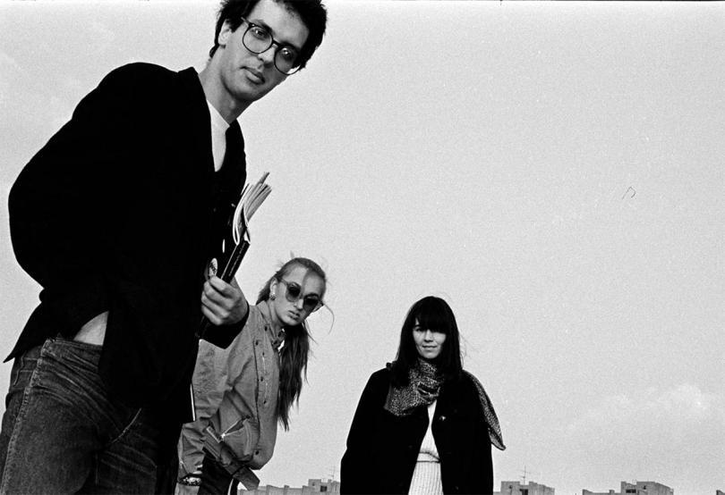 Duh ranih osamdesetih: Srđan Vejvoda, Dragana Šarić alias Bebi Dol i Margita Stefanović