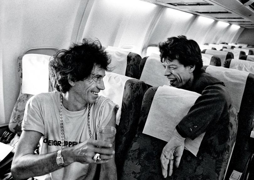 The Rolling Stones, trajno rediteljsko nadahnuće: Keith Richards i Mick Jagger