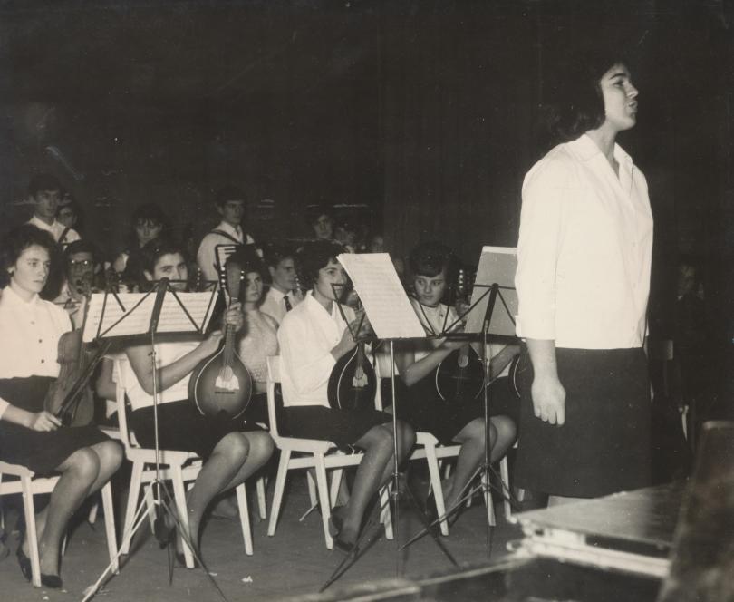 Republici, s ljubavlju: Svečani recital u Pirotu, 29. novembra 1960. godine