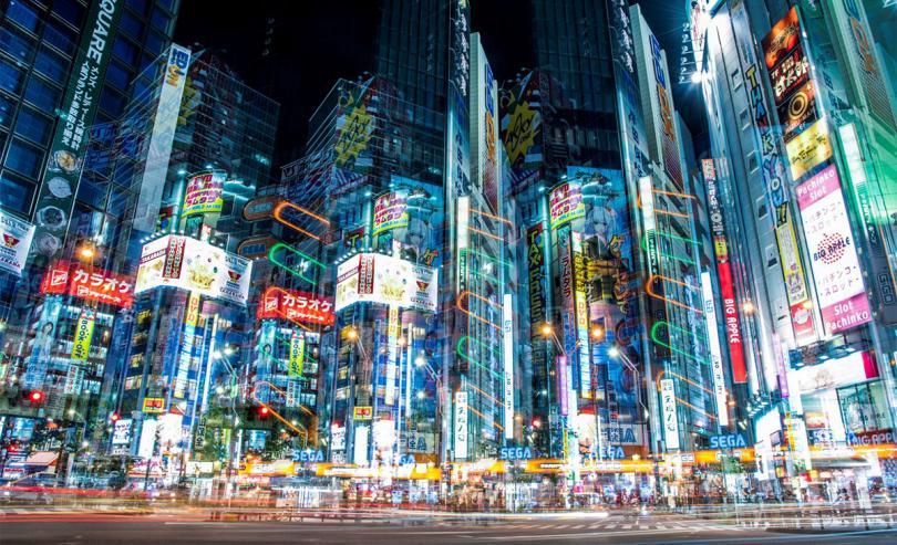 Tokyo puta izlazi
