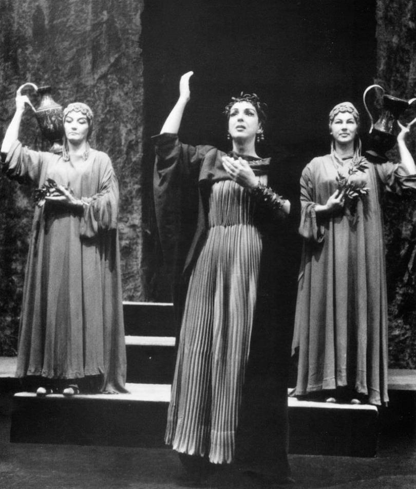 Pozorišna karijera: Asja KIsić u 'Kralju Edipu'