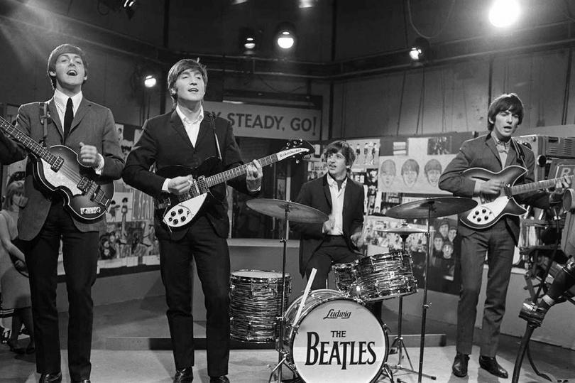 Čarobni zvuci: The Beatles u TV studiju tokom emisije 'Ready Steady Go'