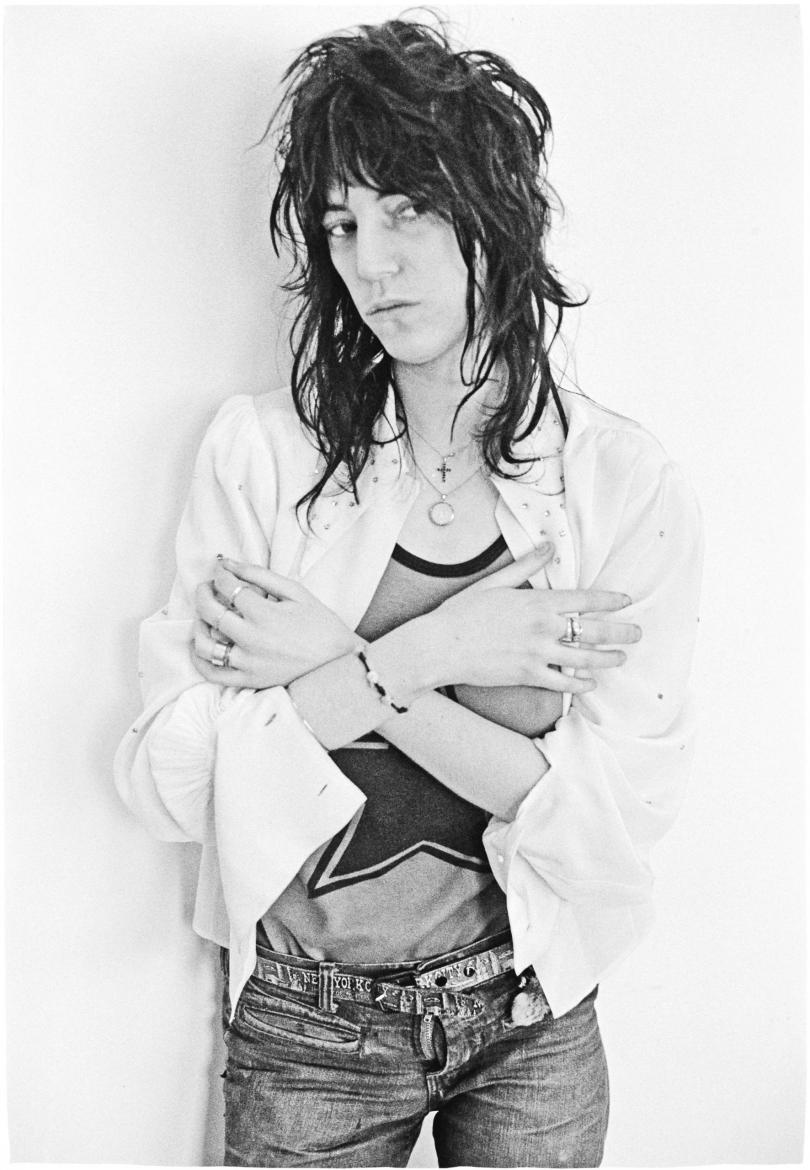 Punk from NYC: Patti Smith